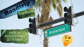 Central Florida Roadtrip Street Smarts: Anderson St.