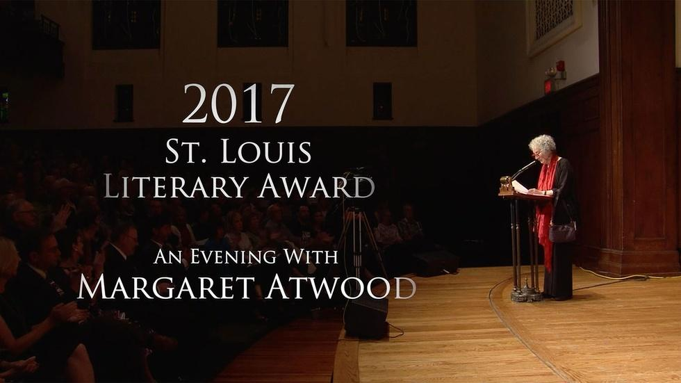 St. Louis Literary Award Honors Margaret Atwood image