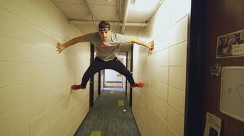 College Ninja Warrior
