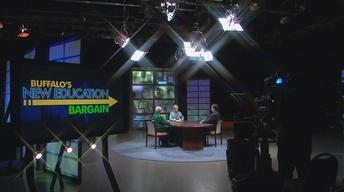 Buffalo's New Education Bargain Promo