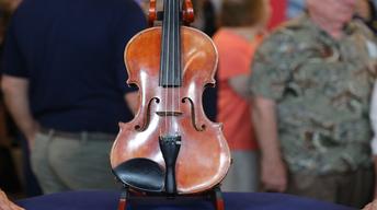 S22 Ep7: Appraisal: 1914 Robert Glier Violin