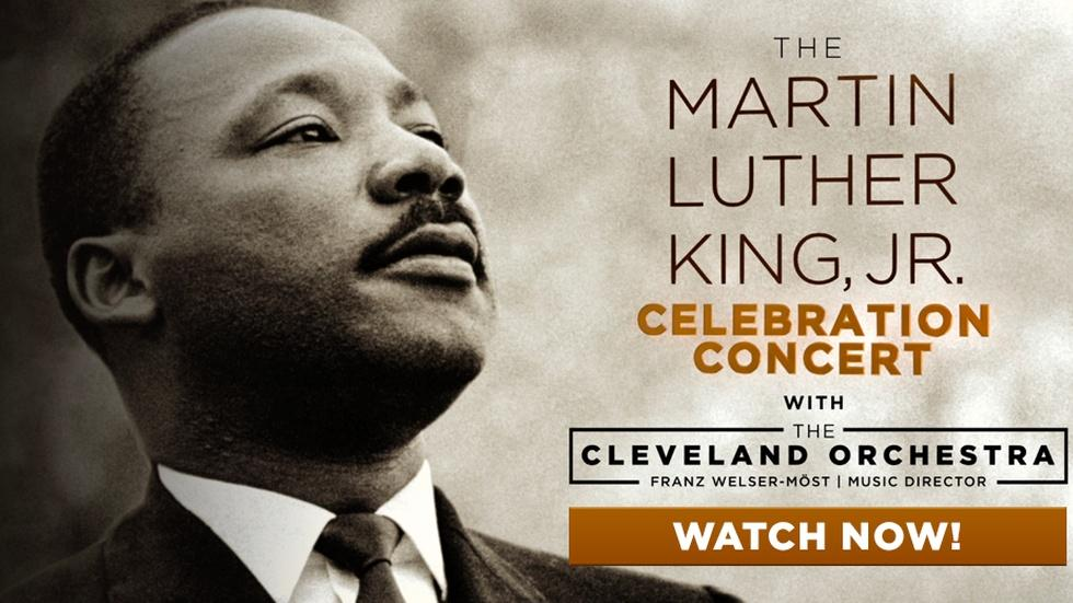 Martin Luther King, Jr. Celebration Concert image