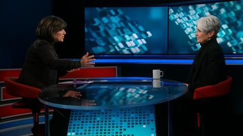 Amanpour on PBS -- Amanpour: Sofie Whitney, Charlie Kirk and Joan Baez