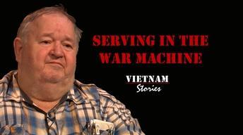 Serving in the War Machine