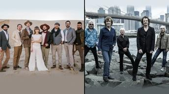 Dustbowl Revival / The Zombies