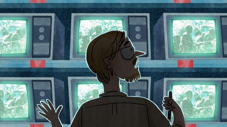 POV: StoryCorps Short: Tom's War