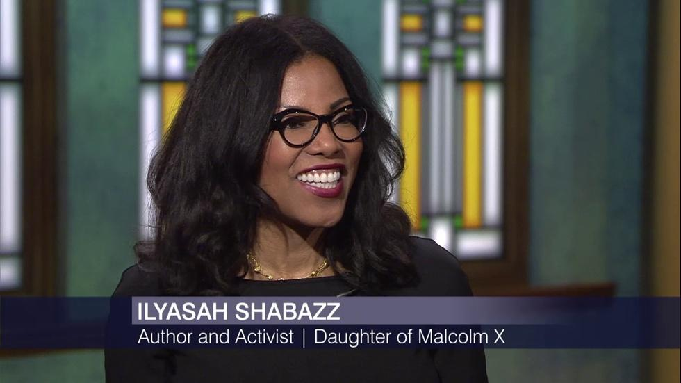 Ilyasah Shabazz on the Legacy of Her Father, Malcolm X image