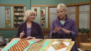 Strip-by-Strip Patchwork Quilts - Part 2
