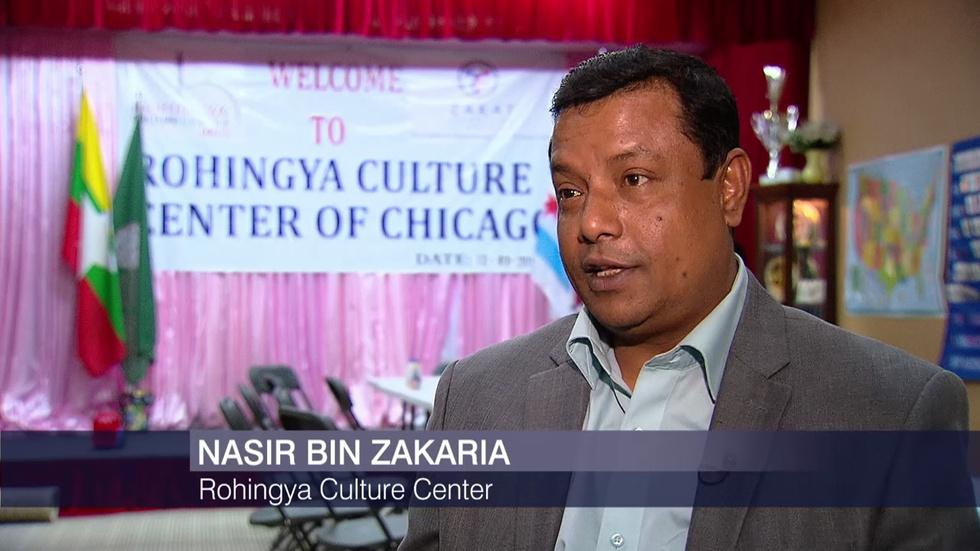 Rohingya Flee Myanmar, Find New Life in Chicago image