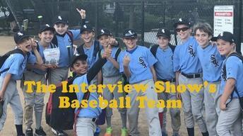 Baseball Team Sponsorship   The Interview Show