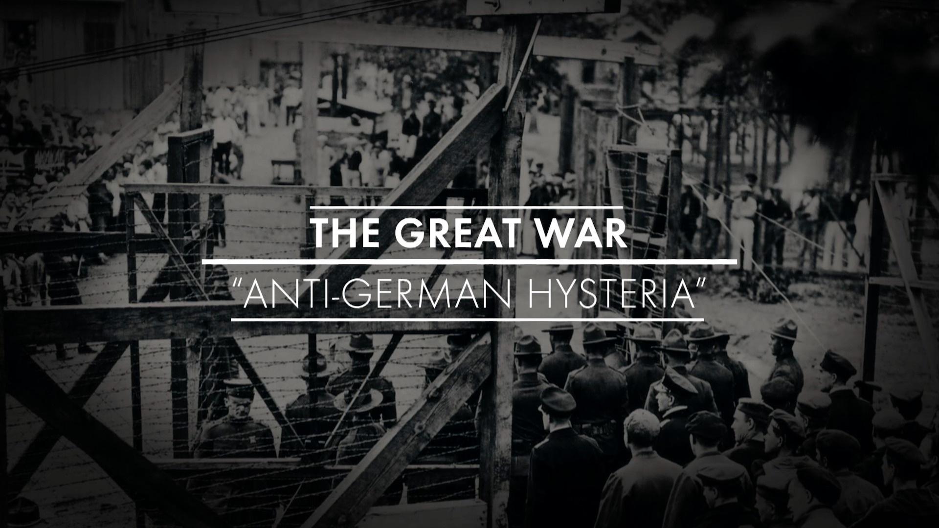 S29 Ep8: Anti-German Hysteria