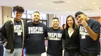 Jesse Ramirez INSPIRES Teens to be Agents of Positive Change