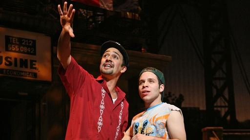 Lin-Manuel Miranda on Writing In The Heights