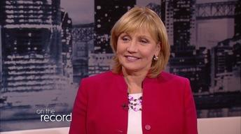 Republican Gubernatorial Nominee Kim Guadagno