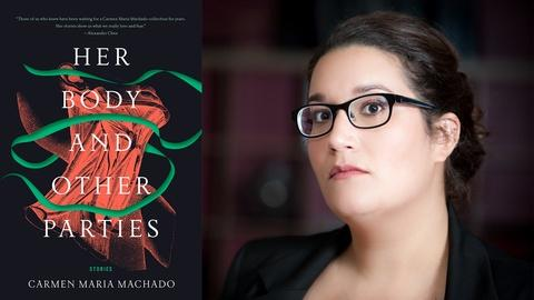 Book View Now -- Carmen Maria Machado | 2017 Miami Book Fair