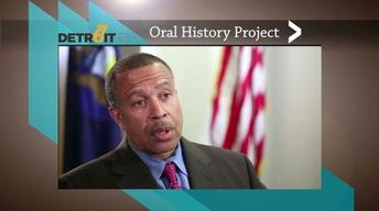 Detroit Historical Society's Oral History Project
