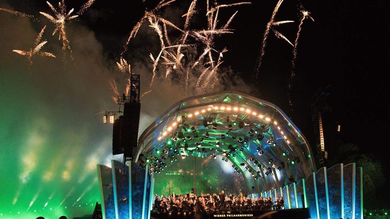 Vienna Philharmonic Summer Night Concert 2018