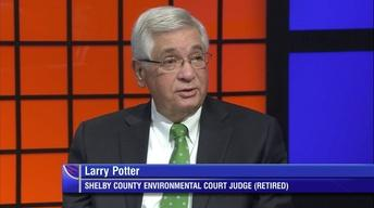 Judge Larry Potter