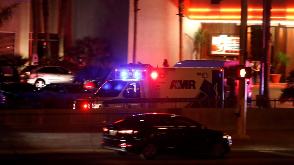How Las Vegas' trauma center helped hundreds of victims image