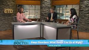 Sleep Disorders: What Keeps You Up At Night?