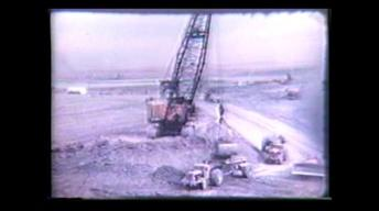 Building Big Bend Dam - 1959-1964
