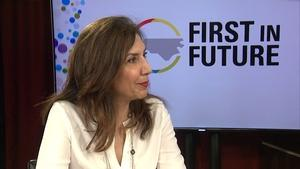 First in Future: Sepideh Saidi