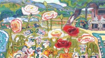 S22 Ep3: Appraisal: William Schumacher Oil Painting, ca. 191