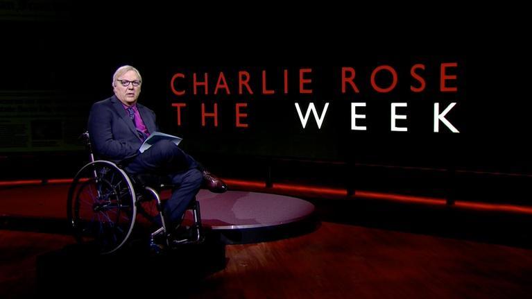 Charlie Rose The Week: September 15, 2017