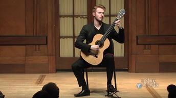 Guitarist Alec Holcomb Graduation Recital
