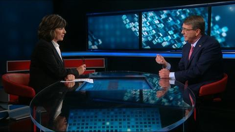 Amanpour on PBS -- Amanpour: Ash Carter and Lim Sung-Nam