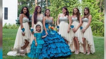 Cotillions, Quinceanera, and Debutantes
