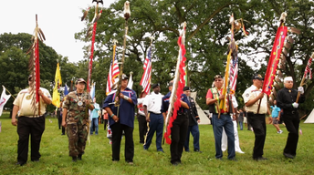 National Gathering of American Indian Veterans