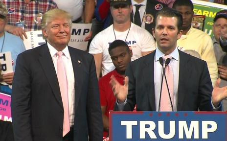 White House in crisis mode after Donald Trump Jr.'s emails w Video Thumbnail