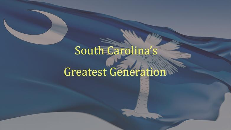 South Carolina's Greatest Generation logo