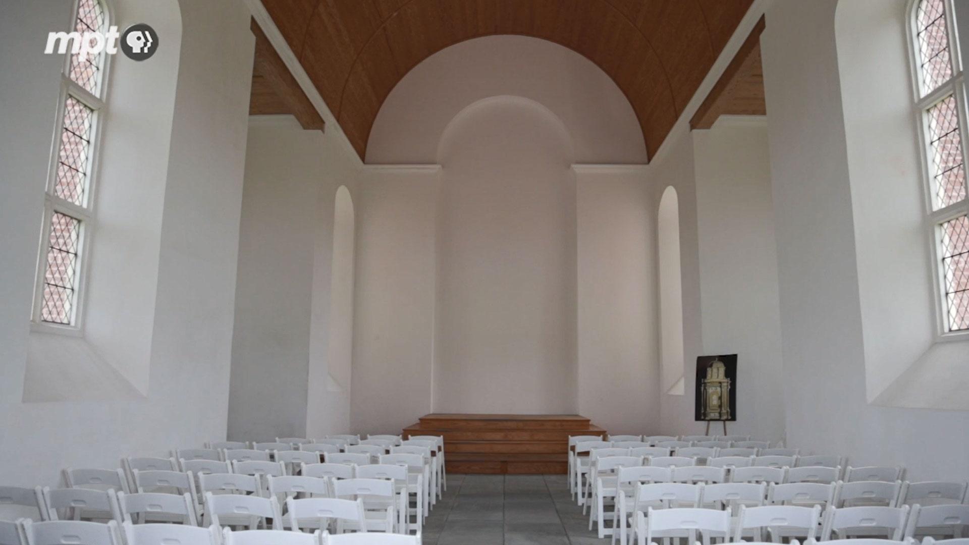 The Dig: Historic St. Mary's Church