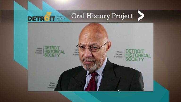 American Black Journal: Detroit 67 Project: Dennis Archer