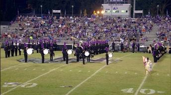 CHS vs MHS Halftime Performance