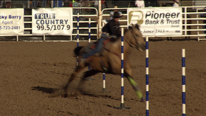 2017 South Dakota High School Rodeo Finals