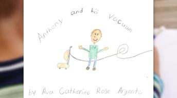2017 PBS Kids Young Writers Contest Winner - Ava Catherine R