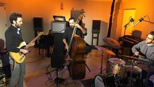 Julian Lage Trio Performs Live