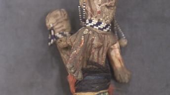 S21 Ep24: Appraisal: Mojave Souvenir Figurine, ca. 1895