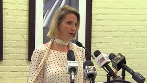 07/10/17 - Dr. Rebekah Gee, Secretary of the Louisiana Depar