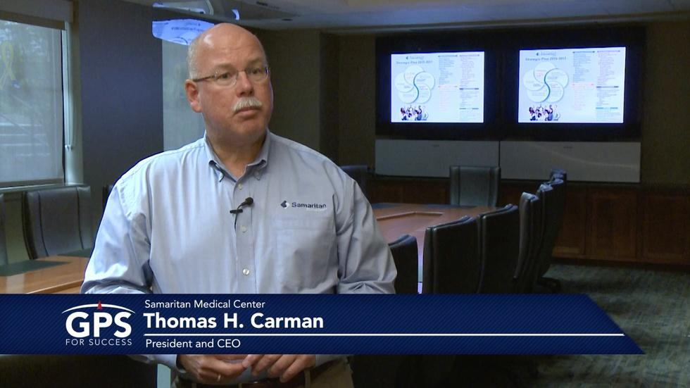 Thomas H. Carman Extended Interview image