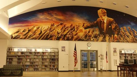 Craft in America -- S9: Judy Baca on her murals at RFK Community Schools