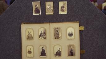 S21 Ep24: Appraisal: Carte de Visite Album, ca. 1865