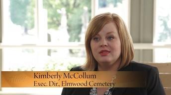 Elmwood Cemetery & John Malmo