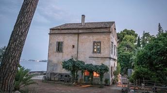 S2: Filming in Corfu
