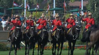 Canada's RCMP Musical Ride