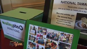 Ready to Learn Program Celebrates National Tamale Day