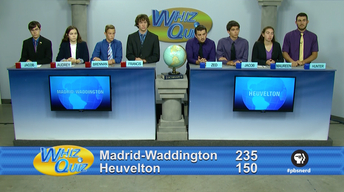 American Finals Madrid Waddington vs. Heuvelton 2017